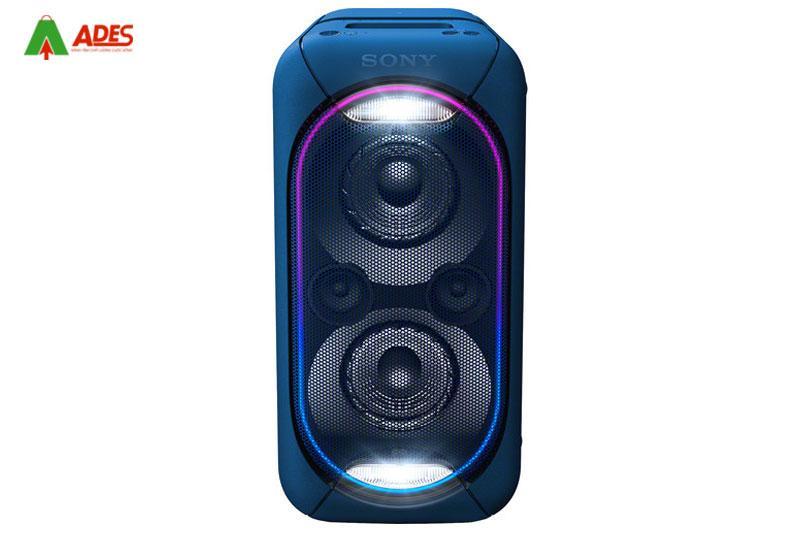 Hinh anh thuc te Dan am thanh Hifi Sony GTK-XB60