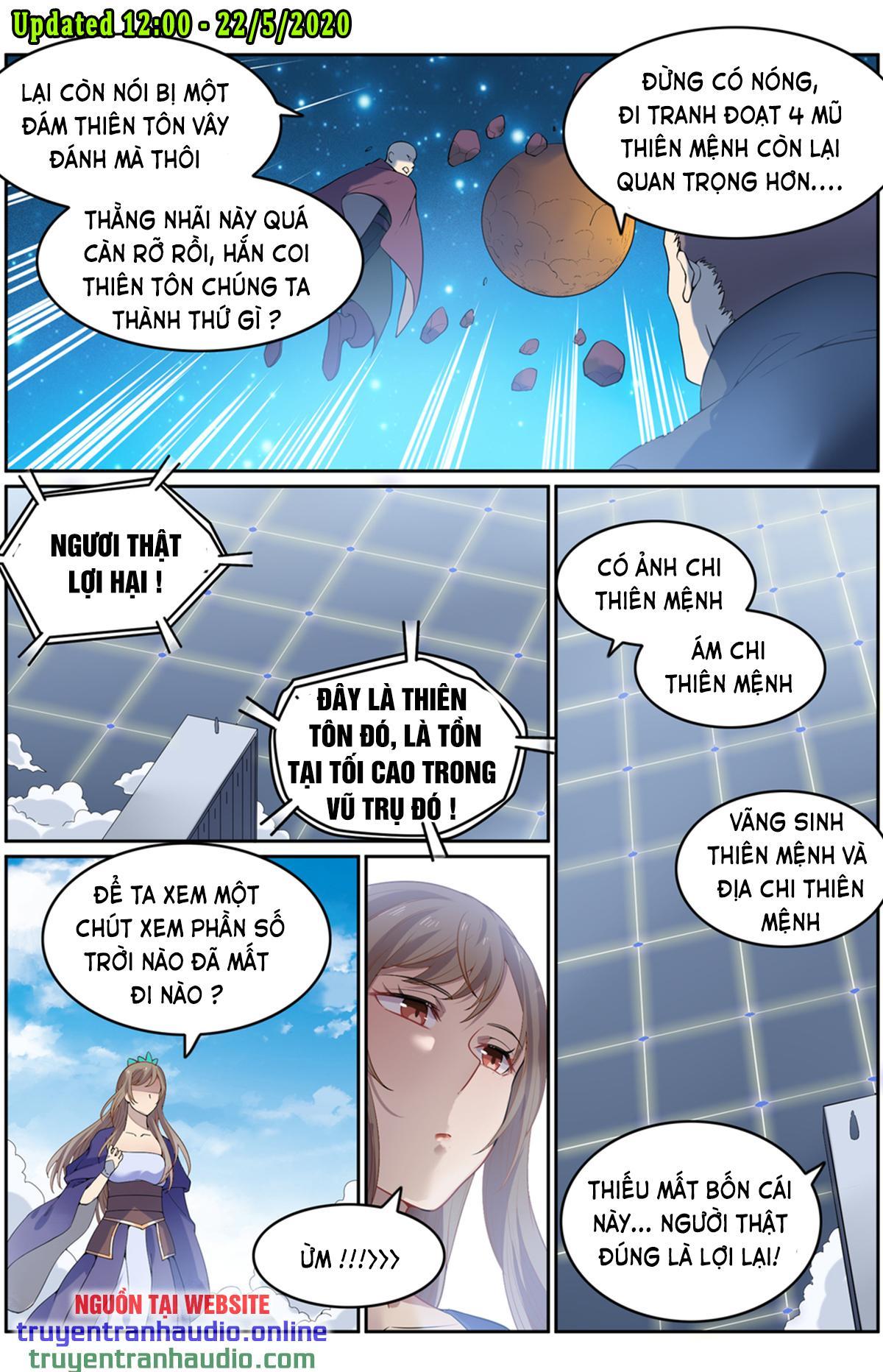 Bách Luyện Thành Thần chap 568 - Trang 3