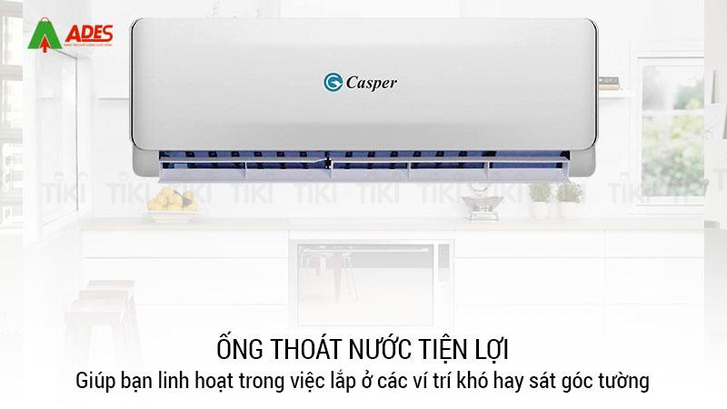 Thiet ke ong hut nuoc than thien