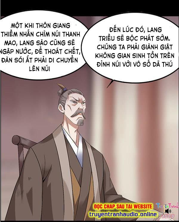 Cổ Chân Nhân chap 89 - Trang 18