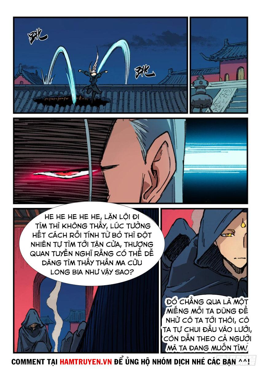 Tinh Võ Thần Quyết chap 366 - Trang 4