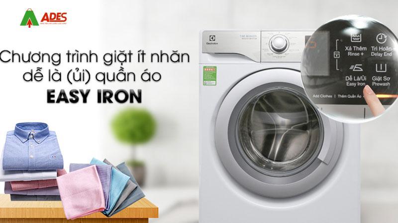 Chuong trình giat it nhan Easy Iron
